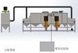 通過式濕噴砂機生產各種要求高的產品
