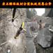 陜西甘肅河道擴建基礎石頭液壓劈裂棒軍工品質