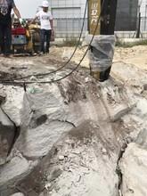 矿山岩石开采设备玉矿开采机械青海图片