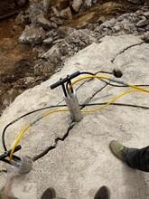 岩石除了用诈药爆破还有什么方法可以去除四川南充图片