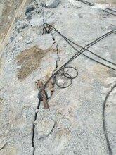 有没有不用炸药爆破就可以破石头的机械劈裂棒容易坏吗