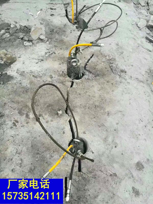 【湖州炮机打不动的岩石用什么机械快速破碎开挖一免爆大方量】- 黄页88网