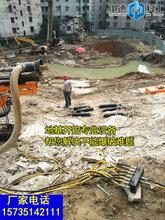 廉江采石場工程可好用的開采設備一破碎巖石機器圖片