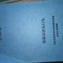 湖北宜昌能做可行性報告公司研究報告可以哦
