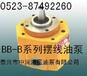 BB-B4,BB-B6,BB-B10,BB-B16,BB-B20摆线油泵