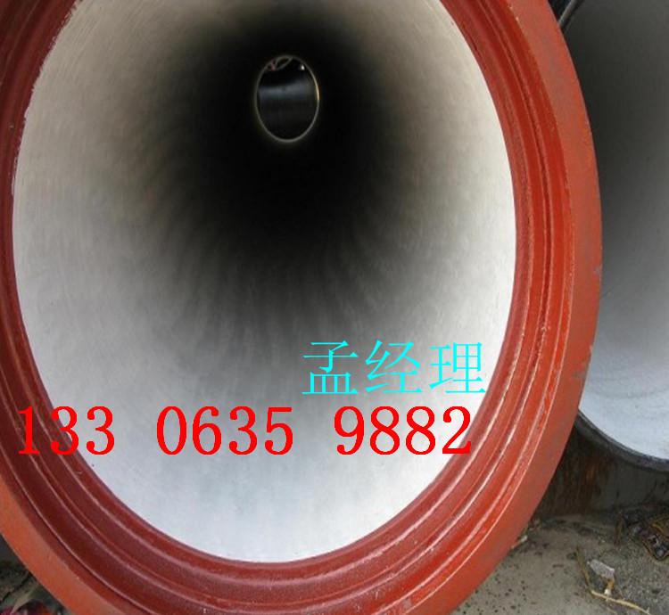 武威球墨铸铁管给水管DN600每周回顾