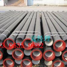 九龙DN400球墨铸铁管市政管道价格送到图片