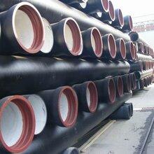江西九江T型接口球墨铸铁管价格大口径球墨管价格图片