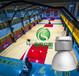 LED室内篮球场照明灯篮球馆一般用多少灯