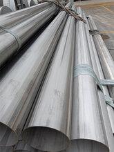 2507不锈钢管生产许可证水厂处理工程