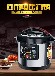 紅雙喜商用電壓力鍋8L大容量多功能壓力鍋食堂餐廳用壓力鍋