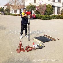 现货供应便携式取土钻机BZ-3T单人可操作15米原状土取样图片