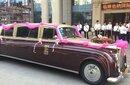 杭州婚庆租车各种车型商务租车机场接送机图片