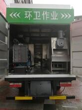 供应H3系列环保吸粪车污水污物就地处理不需来回运输3.0L图片