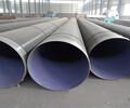 济宁排污水防腐螺旋钢管流程工艺
