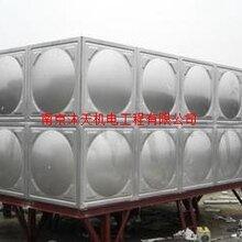 南京江宁蓝博不锈钢水箱图片