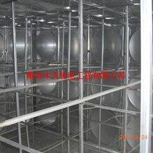 南京江宁二次供水水箱消毒图片