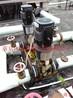 水泵控制柜进水