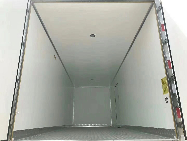 湘西蓝牌冷藏车依维柯面包冷藏车询价
