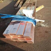 高導電紫銅排C1221接地紫銅排日本銅排現貨發售量大優惠圖片
