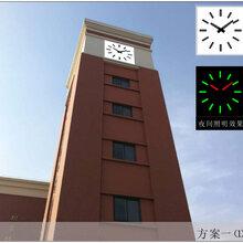 全国重点城市建筑塔钟(户外大钟)工程案例欣赏,欢迎考察图片