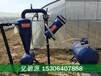 海拉爾大棚噴灌用90過濾器施肥罐安裝圖