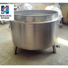 导热油带搅拌夹层锅,燃气夹层锅,卤花生夹层锅图片
