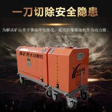 煤礦便攜式超高壓水切割機,高瓦斯礦井下專用水刀,油罐燃氣罐克星圖片