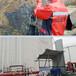 小型水射流装置,便携式矿山化工油罐专用水刀