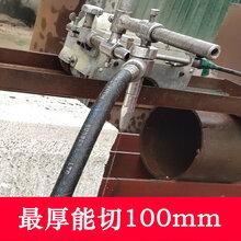 水刀超高壓水切割機,便攜式多功能機,集切割除銹除漆噴霧等一體