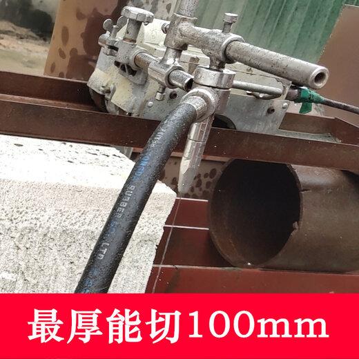 青岛水型水刀规格,化工水切割机