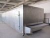 水产鲜虾速冻柜多功能小型低温冷冻设备