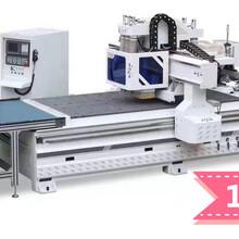 江蘇鹽城大豐區雙工位四工序開料機,自動換刀加工中心圖片