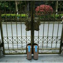 重慶別墅開門機安裝電動門自動閉門器開門機安裝圖片