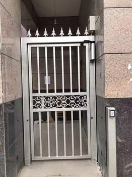 平開智能遙控開門機小區人行通道門開門機閉門器