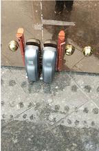 销售阿尔卡诺电动开门机走轮式八字别墅开门机闭门器图片