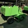 通辽新型秸秆打捆机玉米秸秆切碎回收打捆机牧草圆捆机价格
