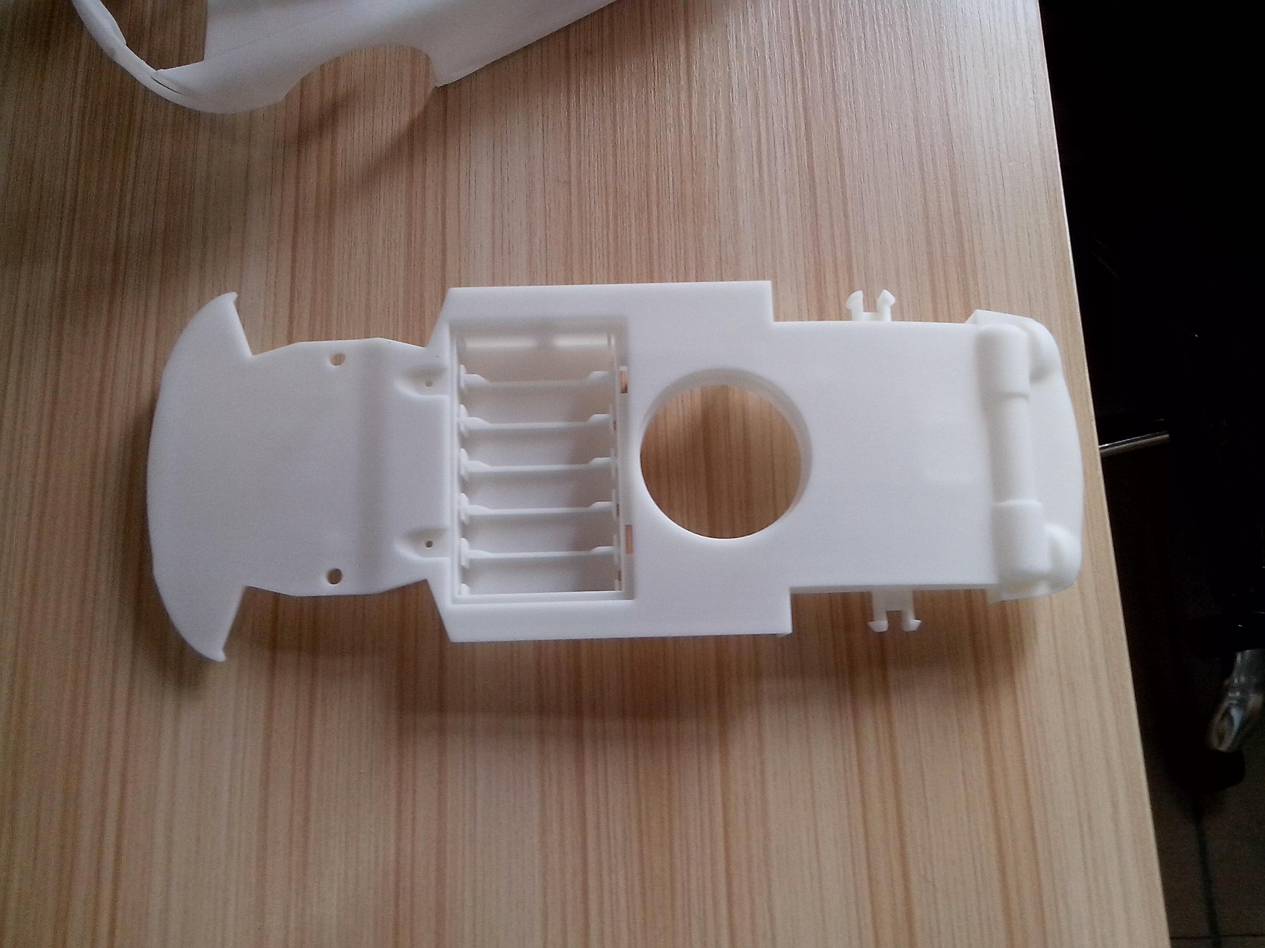 上海3d打印外壳手板模型塑料模具定制加工手办打样3D抄数
