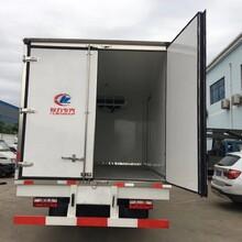 4.4米冷藏车_物流有多少冷藏车啊图片