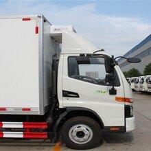 5.5米冷藏车冷藏车市场好吗图片