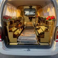 依维柯宝迪遗体运输车内部图片价格图片