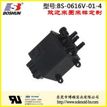 长时间通电耐高温长寿命DC12V汽车座椅电磁阀博顺电磁阀
