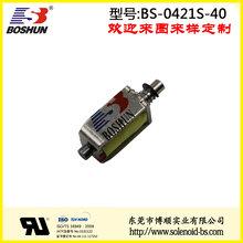 DC5V最大通电时间15秒低功耗3D打印电磁铁推拉式电磁铁