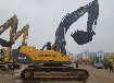 沃尔沃460二手挖掘机全国包送