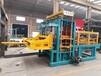 建丰砖机热供山东水泥空心砖机设备垦利彩砖机生产线
