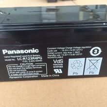 UPS電源專用松下閥控式鉛酸蓄電池LC-P1265價格圖片