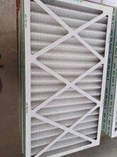 施耐德机房空调G4初效纸框过滤器纸框过滤网厂家图片