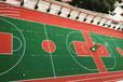 北京彈性丙烯酸籃球場地面施工劃線建設翻新網球場施工多少錢