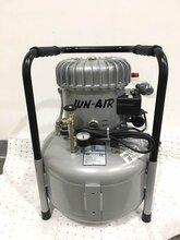 Jun-air品牌6-25实验室用静音空气压缩机图片