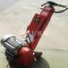 電動混凝土銑刨機手推式小型刨地機混凝土路面銑刨機拉毛機